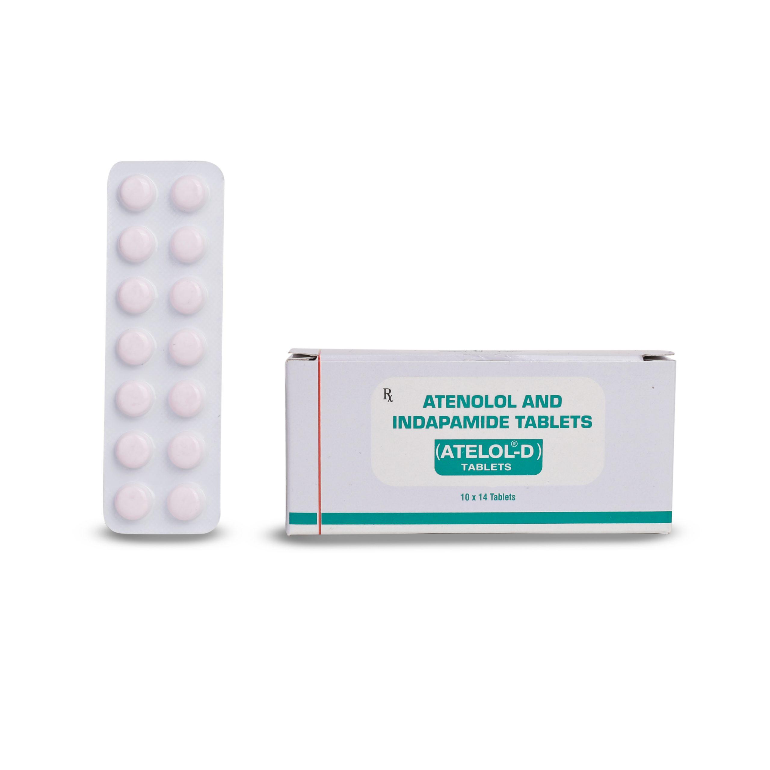 ATELOL-D Tablets